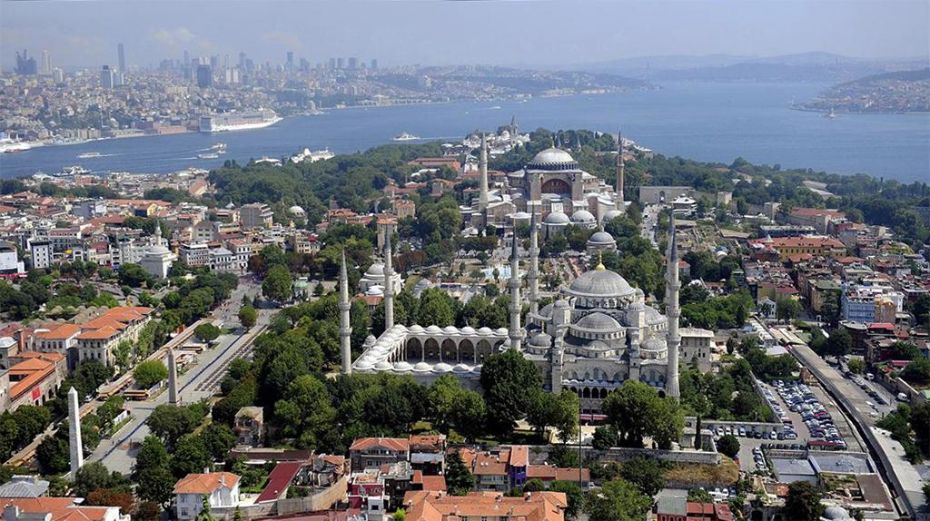 İstanbul'un Değişen Sosyolojisi