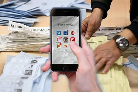 Sosyal Medya - Seçimler