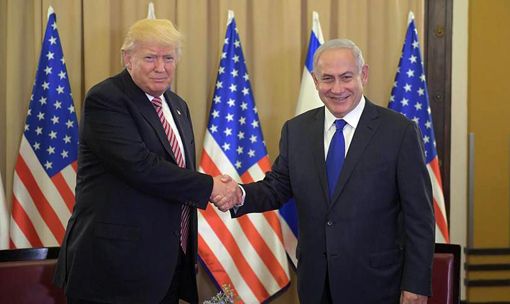 Trump - Netanyahu