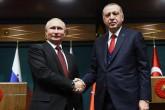 Cumhurbaşkanı Erdoğan, Rusya Devlet Başkanı Putin