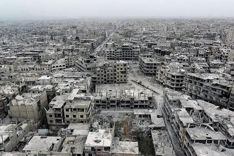 Suriye - Duma