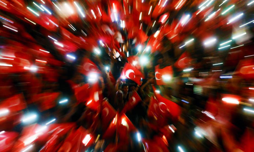 15 Temmuz Demokrasi Nöbeti