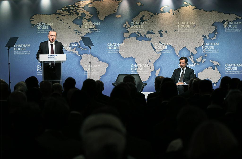 Erdoğan'ın Londra Mesajları ve Kudüs Meselesi