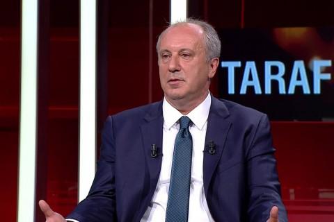 CNN Türk - Muharrem İnce