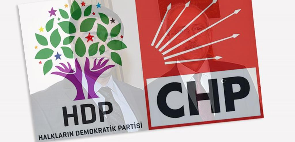HDP - CHP - Demirtş - Kılıçdaroğlu