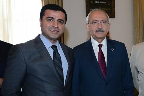 Selahattin Demirtaş - Kemal Kılıçdaroğlu