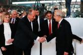 CHP'nin 36. Olağan Kurultayı'nda İnce ve Kılıçdaroğlu