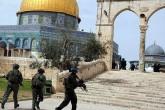 Kudüs'te siyonist askerler