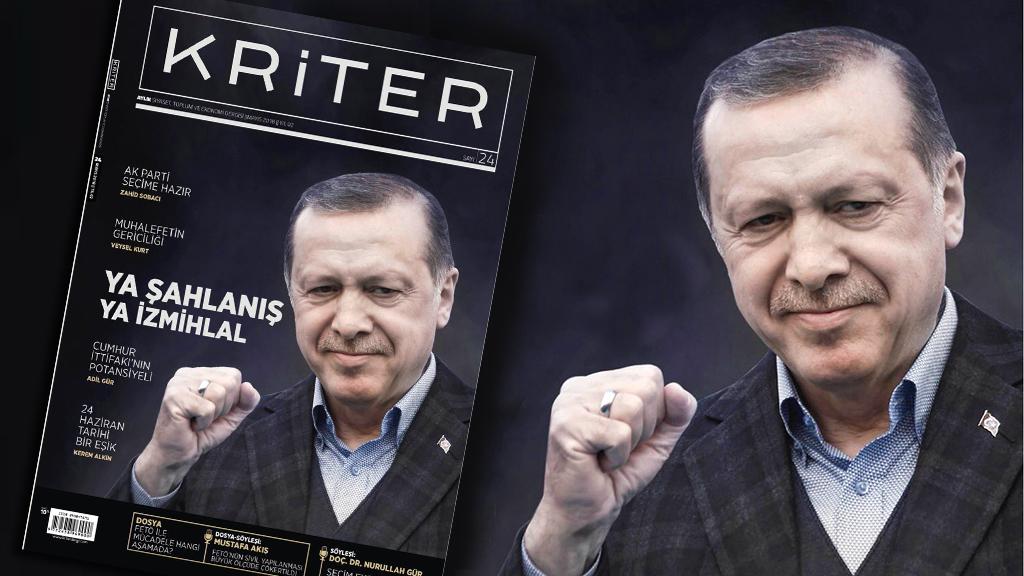 Kriter Dergi Mayıs Sayısı
