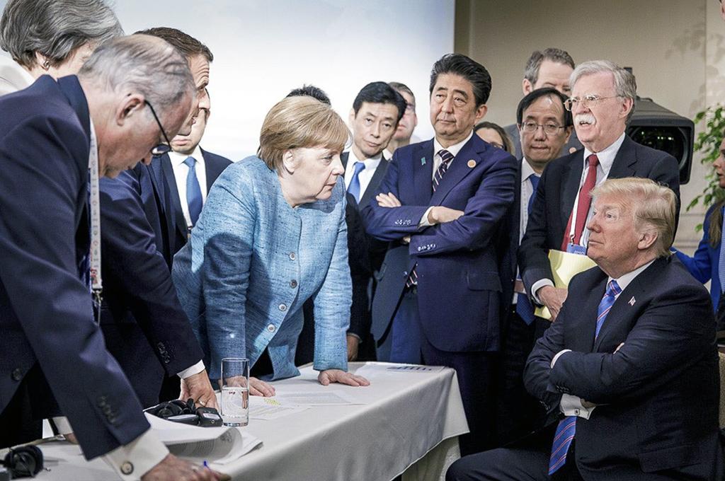 Perspektif: G7 Zirvesinde Çatırdayan Batı İttifakı
