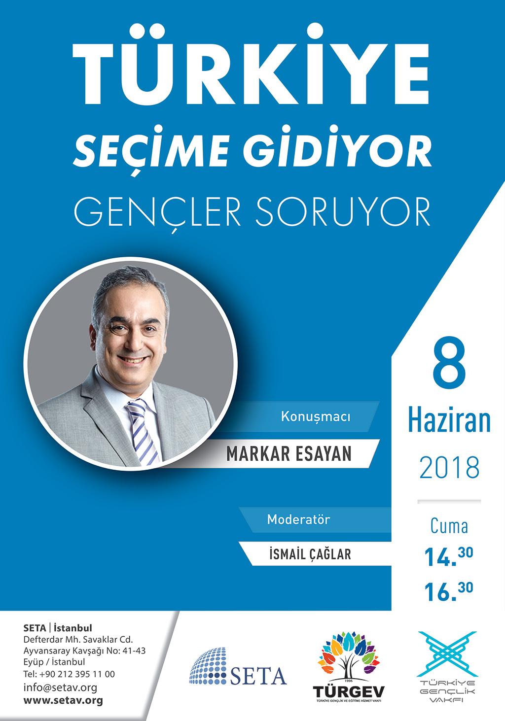 Panel: Türkiye Seçime Gidiyor Gençler Soruyor
