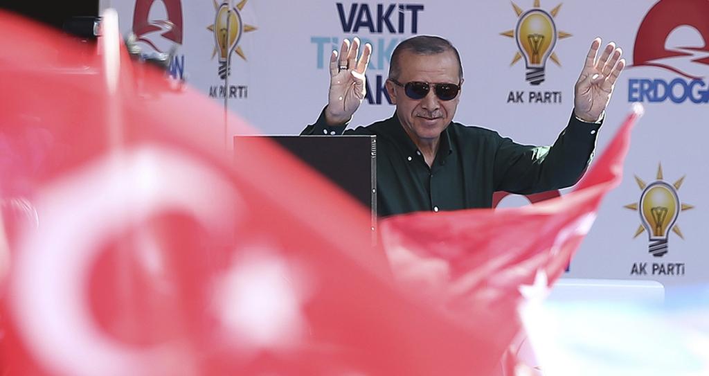 Analiz: 24 haziran Seçimlerinde AK Parti | Recep Tayyip Erdoğan