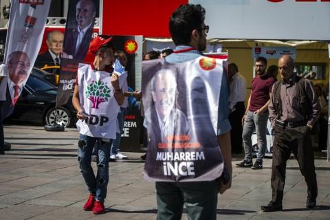 Erken Seçim 2018 - CHP / HDP