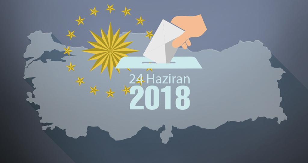 Rapor: 24 Haziran 2018 Cumhurbaşkanı Seçiminin Siyasal İletişimi