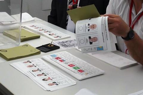 24 Haziran 2018 Seçimleri - Seçim Sandığı