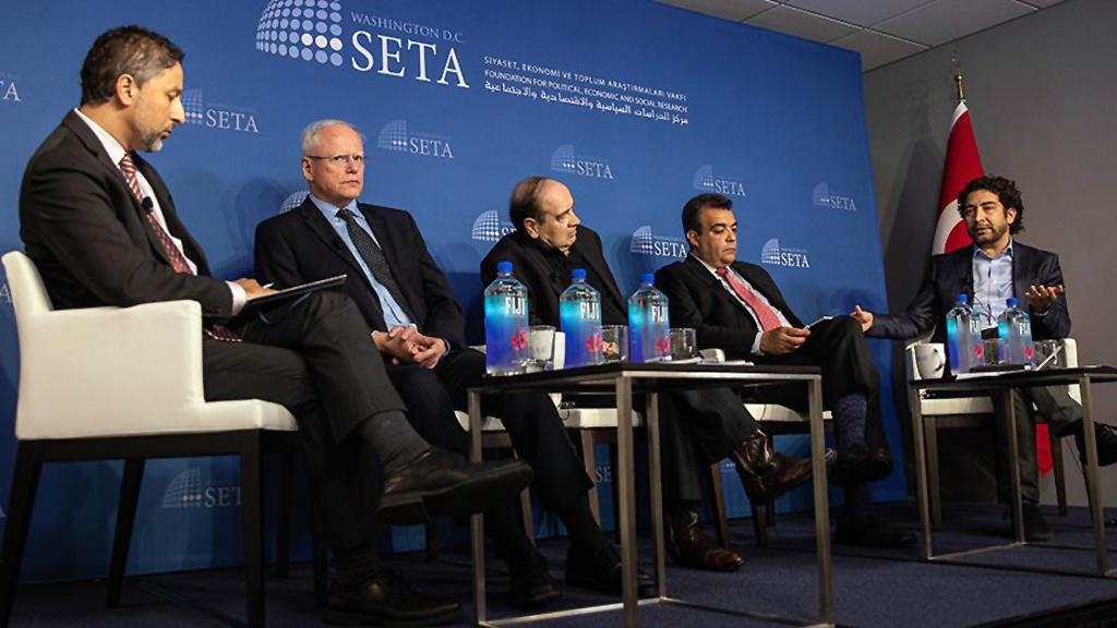 Washington'da 'Münbiç Anlaşması' Masaya Yatırıldı