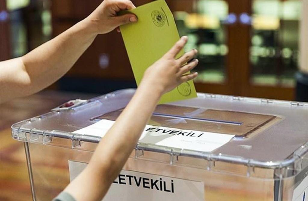 Milletvekili Seçimi Oy Sandığı