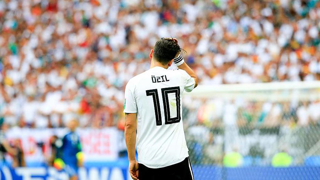 Mesut Özil - Alman Milli Takımı Forması ile