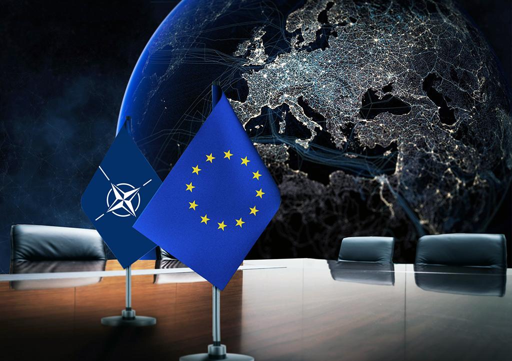 AB İttifakı - NATO İttifakı