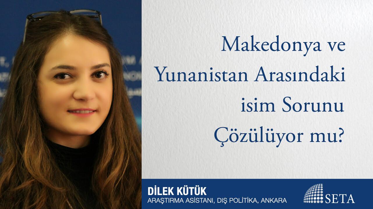 Makedonya ve Yunanistan Arasındaki İsim Sorunu Çözülüyor mu?