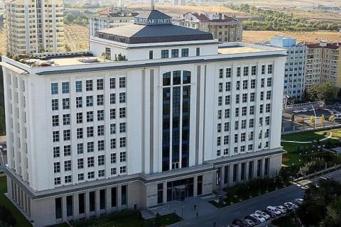 AK Parti Genel Merkez Binası