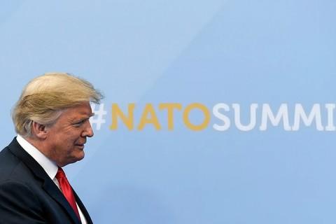 Donald Trump - NATO Zirvesi