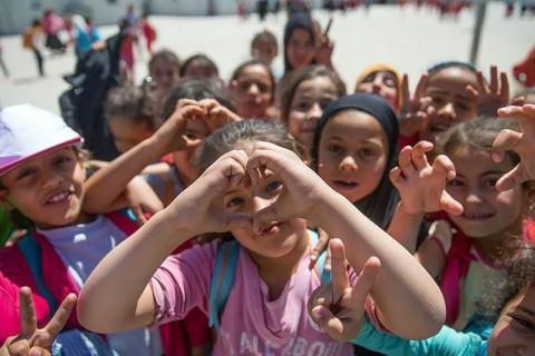 Suriyeli Göçmen Çocuklar