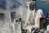 11 Eylül'de Dünya Ticaret Merkezi - New York