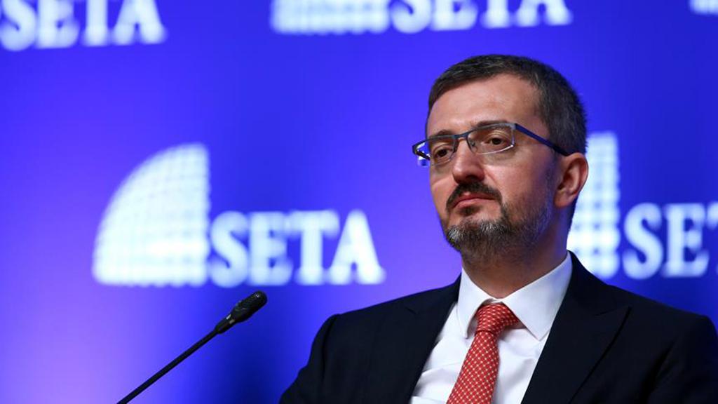 SETA, Siyaset Ekonomi ve Toplum Araştırmaları Genel Koordinatörü Prof. Dr. Burhanettin Duran