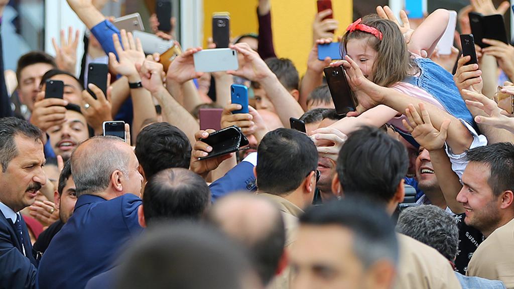 Parçalanmaya Karşı Erdoğan'ın Toparlayıcı Siyaseti