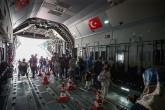 İstanbul, 22 Eylül 2018 | TEKNOFEST İstanbul Havacılık, Uzay ve Teknoloji Festivali , üçüncü gününde çok sayıda ziyaretçiyi ağırladı.