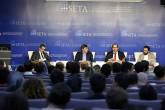 """Siyaset, Ekonomi ve Toplum Araştırmaları Vakfı (SETA) tarafından """"Suriye Krizinde Yeni Safha İdlib"""" başlıklı panel düzenlendi."""