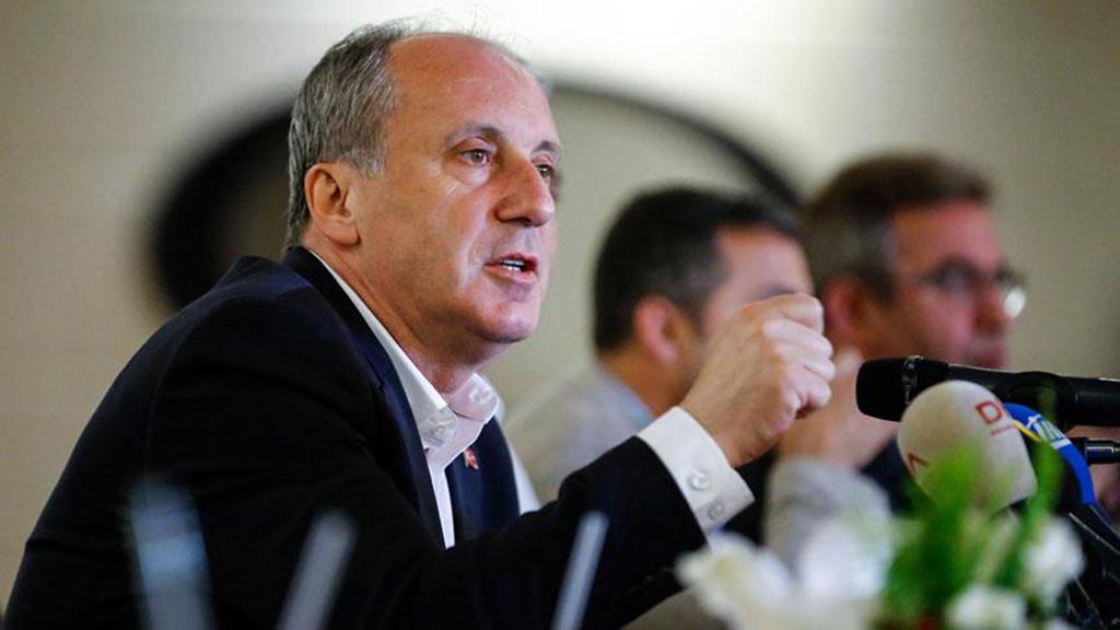 CHP'de İnce'ye Karşı Genel Başkan Arayışı