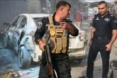 Bağdat'ta Polis-HŞT çatışması