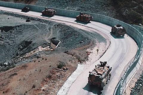 İdlib'e askeri sevkiyat