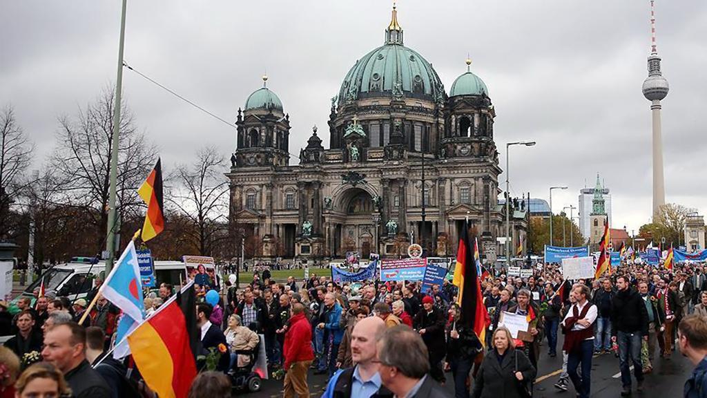 Kültürel Ayrımcılık ve Chemnitz'teki Neonaziler: Bir Derece Farkı