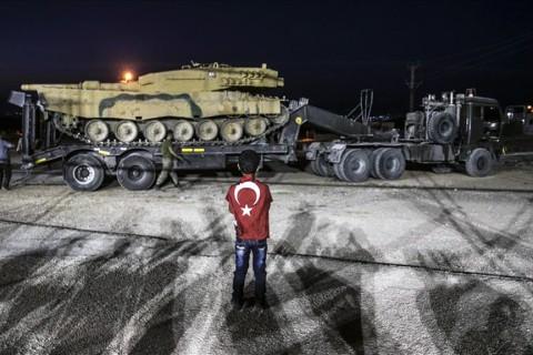 İdlib Sınırı