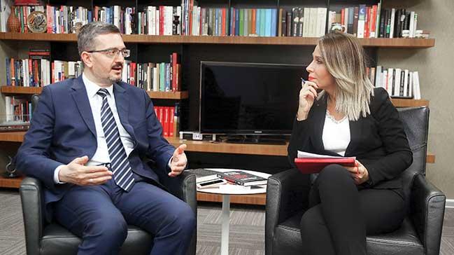 SETA Genel Koordinatörü Prof. Dr. Burhanettin Duran, AKŞAM'dan Pınar Işık Ardor'un sorularını yanıtladı.