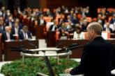 27. Dönem 2. Yasama Yılı, Cumhurbaşkanı Erdoğan'ın TBMM Genel Kurulu'nda yaptığı açılış konuşmasıyla başladı.