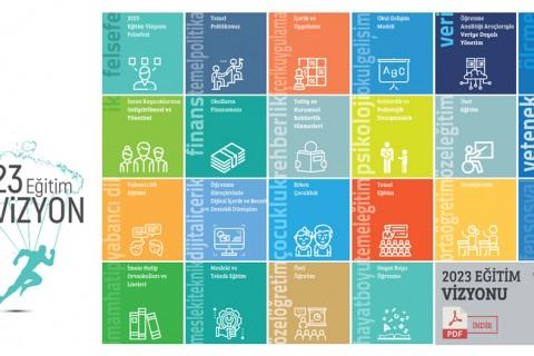 MEB 2023 Eğitim Vizyonu Belgesi