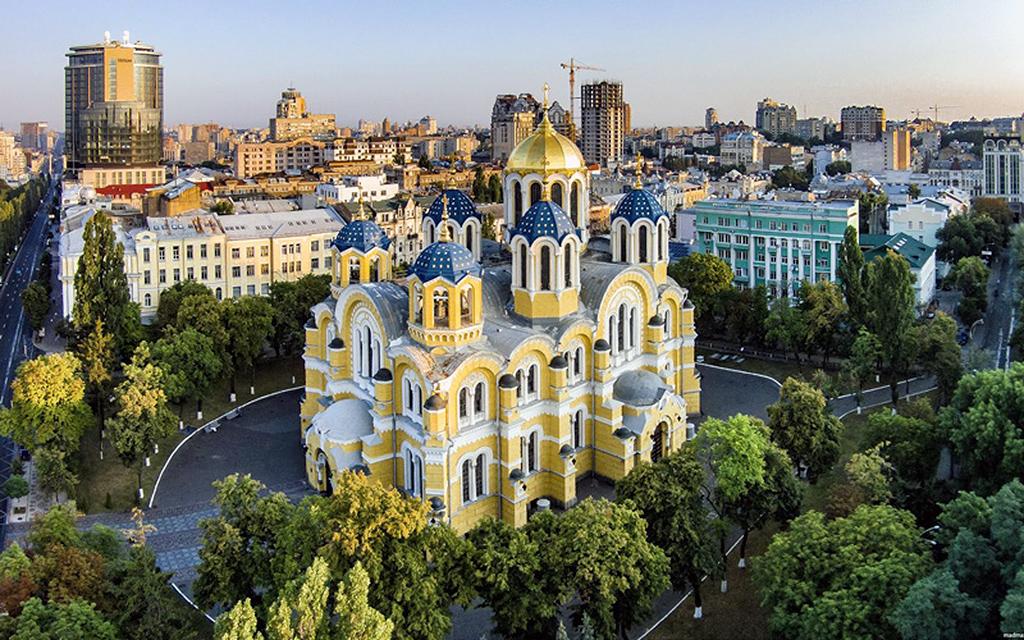 Ukrayna Ortodoks Kilisesi