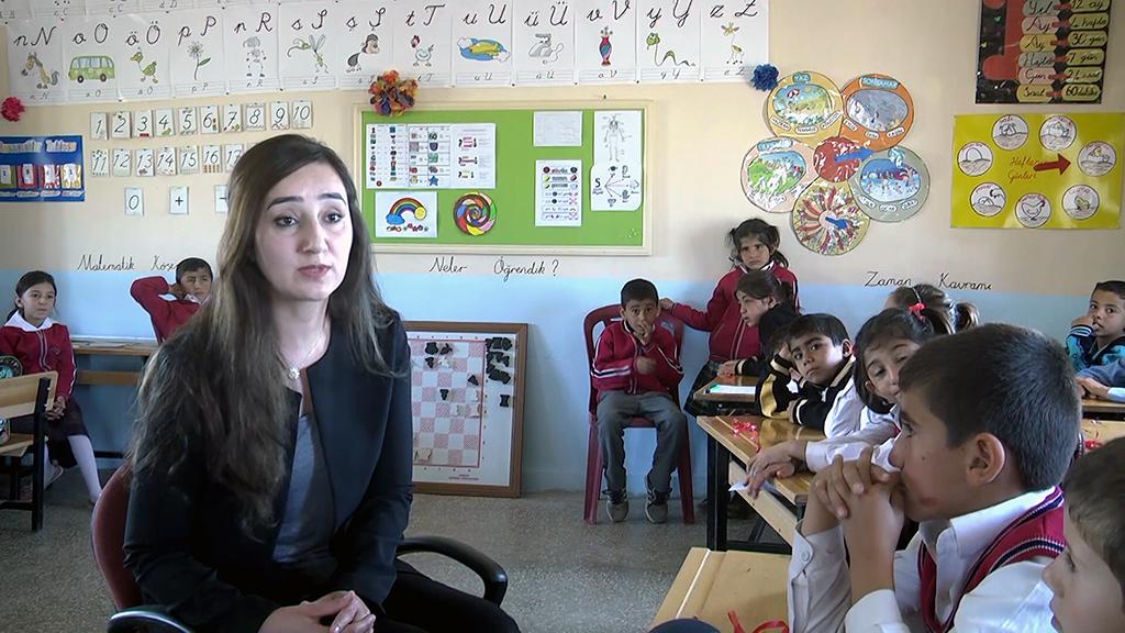 Köy Okulu Öğretmeni
