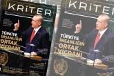 Kriter'in Ekim Sayısı Çıktı: Türkiye İnsanlığın Ortak Vicdanı | Kiriter Dergi Sayı No:28