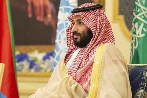 Suudi Arabistan Veliaht Prensi Muhammed bin Selman bin Abdülaziz el-Suud