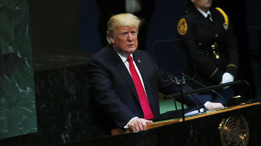 37. BMGK'da Donald Trump