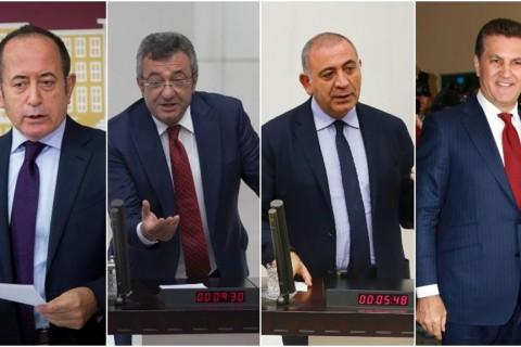 CHP'nin yerel seçimler öncesinde en büyük hedef olarak belirlediği İstanbul Büyükşehir Belediyesi için çok sayıda aday adayı bulunuyor.