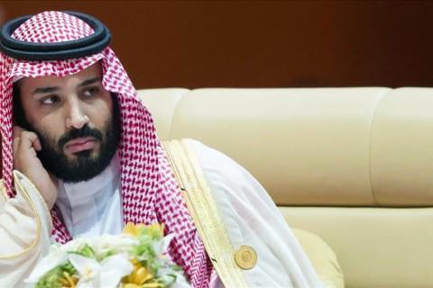 Suudi Arabistan Veliaht Prensi Muhammed bin Selman