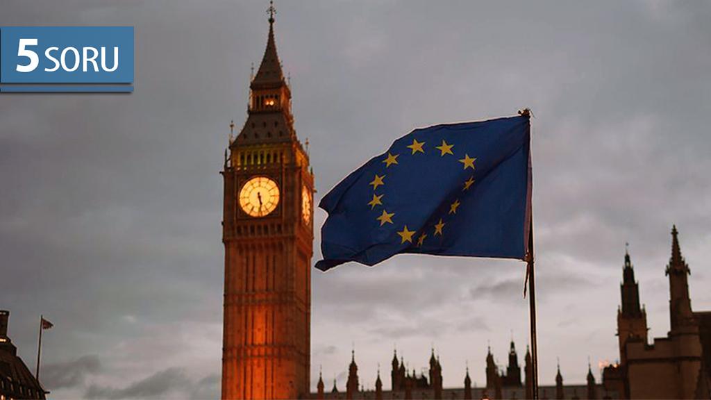 5 Soru: Brexit Anlaşması