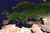 NASA Görüntüsü Avrupa