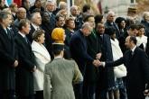Fransa'nın başkenti Paris'te, Cumhurbaşkanı Emmanuel Macron'un ev sahipliğinde Birinci Dünya Savaşı'nın sona erişinin 100'üncü yıl dönümü dolayısıyla anma töreni düzenlendi.  Türkiye Cumhurbaşkanı Recep Tayyip Erdoğan, Birinci Dünya Savaşı'nın sona erişinin 100'üncü yıl dönümü dolayısıyla Zafer Takı ve Meçhul Asker Anıtı'nda düzenlenen anma törenine katıldı.
